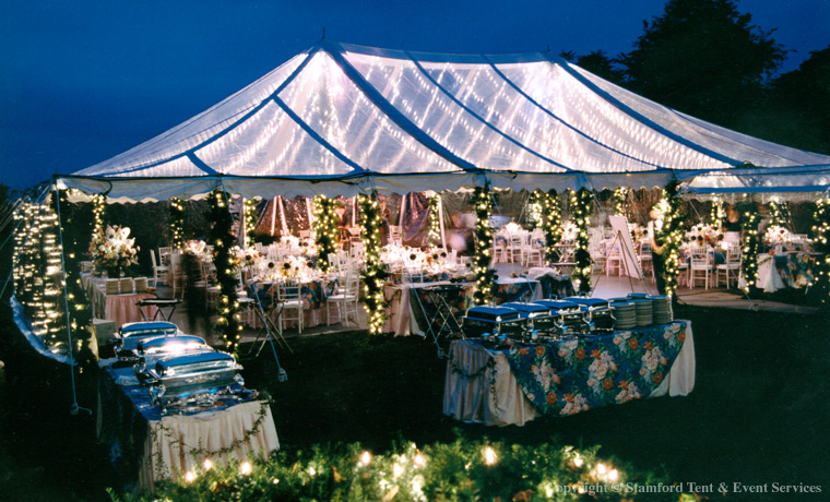 Clear Span Tents Tent Als For Weddings In Ct Ny Nj