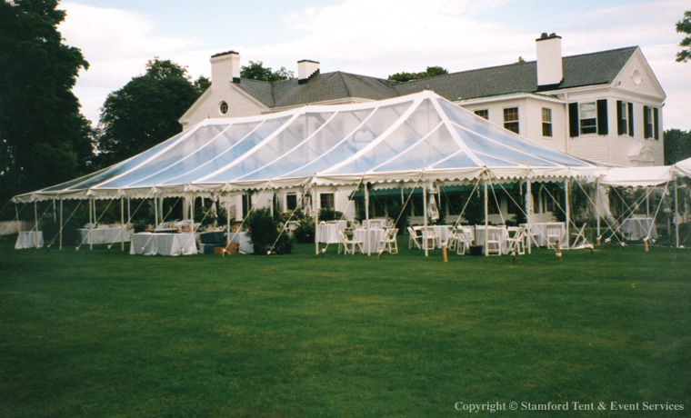 Clear Patio Tent