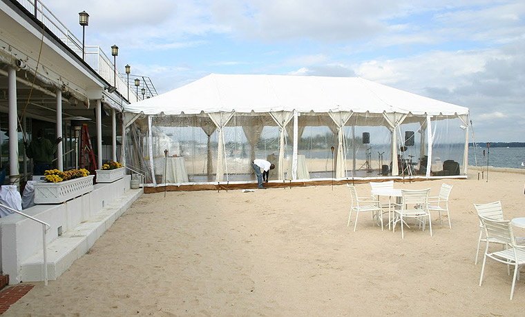 Beach Tent for Weddings