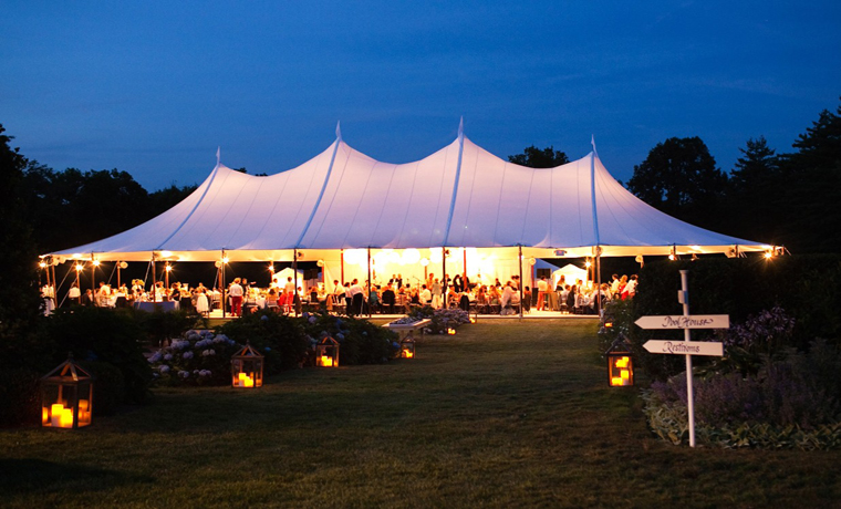 Family Reunion Tent