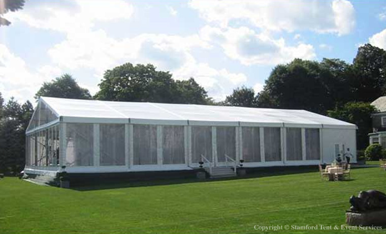 Corporate Function Tent