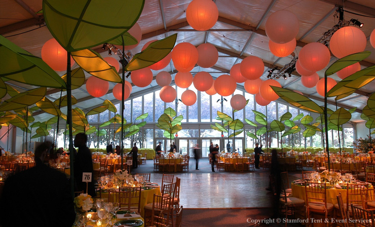 Structure Tent Decor