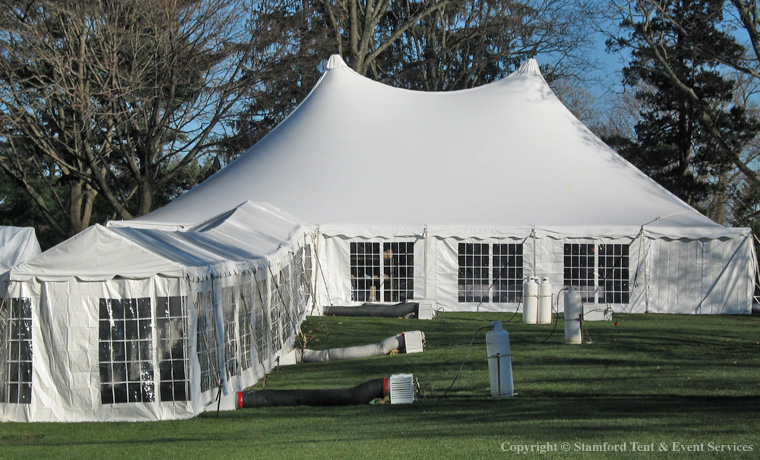 Canopy Tent Climate Control