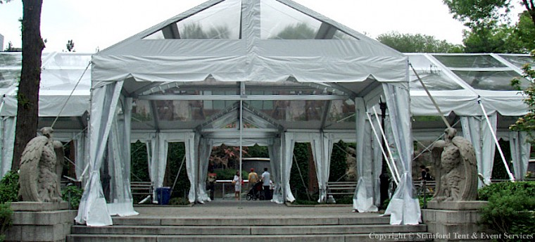 ... Custom Zoo Tent Central Park Tent Rental ... & Custom Tents Customized Rental Tents in CT NY NJ