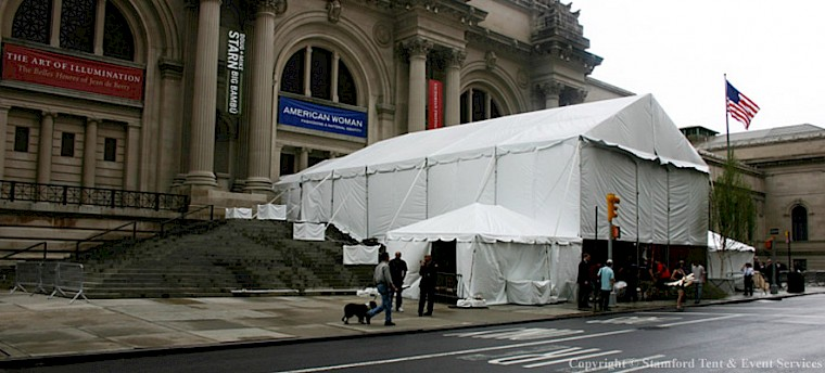 Retail Tent Rentals in NYC
